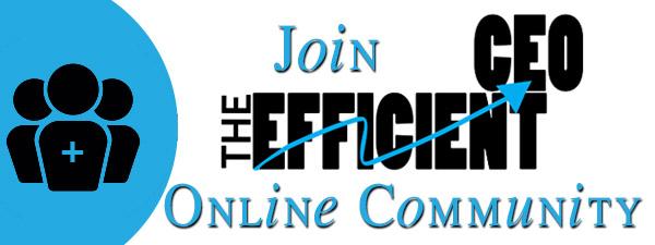 Efficient CEO Community